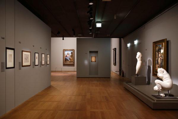 ALLESTIMENTO-MOSTRA-LOUVRE_LEONARDO-DA-VINCI-2019-©-Musée-du-Louvre-_-Antoine-Mongodin-8