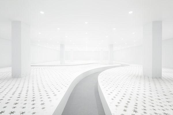 ALLESTIMENTO EVENTO NENDO MILAN DESIGN WEEK 19 breeze_of_light03_takumi_ota