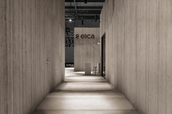ALLESTIMENTO STAND ELICA FTK 18 11