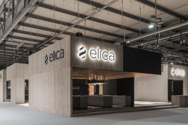ALLESTIMENTO STAND ELICA FTK 18 3
