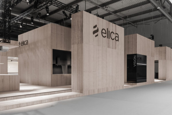 ALLESTIMENTO STAND ELICA FTK 18 4