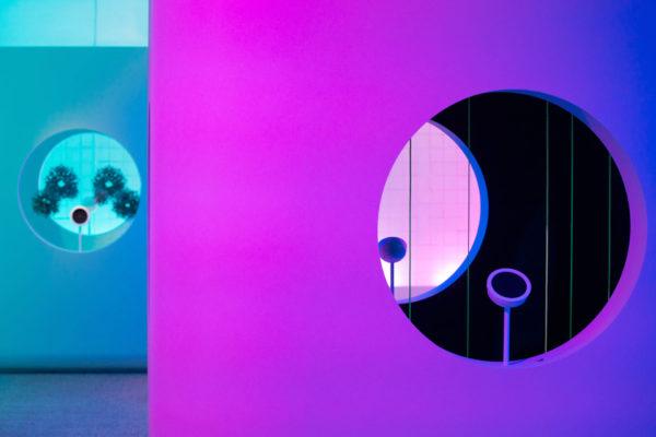 ALLESTIMENTO EVENTO SAMSUNG MILAN DESIGN WEEK 19 Resonance 2019 Milano Design Week © Gianfilippo De Rossi-5