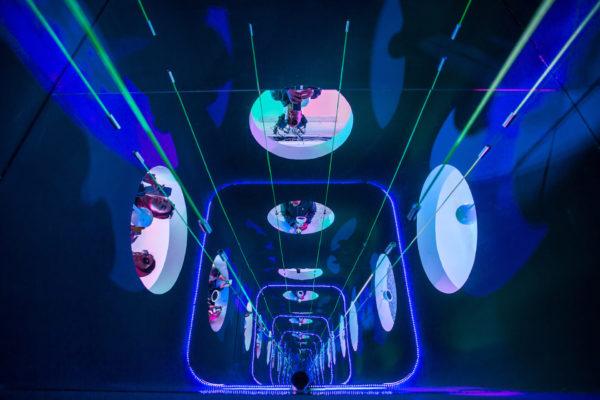 ALLESTIMENTO EVENTO SAMSUNG MILAN DESIGN WEEK 19 Resonance 2019 Milano Design Week © Gianfilippo De Rossi-91