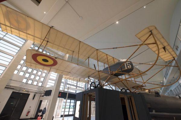 ALLESTIMENTO--Musée-de-l'Air-et-de-l'Espace-Le-Bourget-Paris-UFFICIALI-17