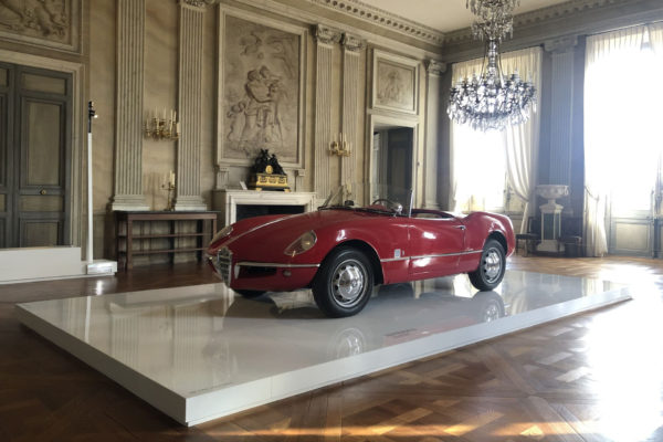 ALLESTIMENTO PALAIS DE COMPIEGNE_Concept Cars IMG_6344