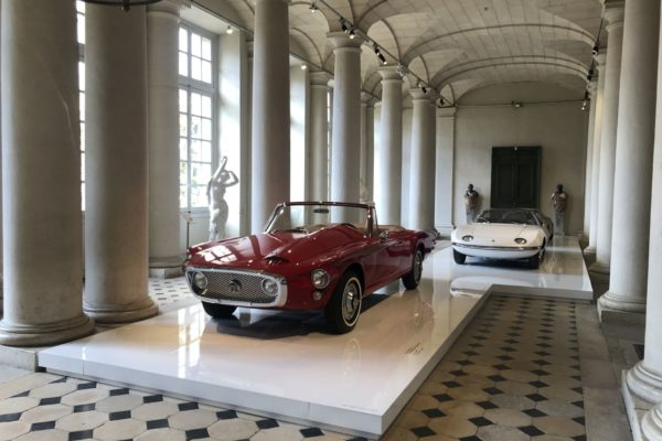 ALLESTIMENTO PALAIS DE COMPIEGNE_Concept Cars IMG_6367