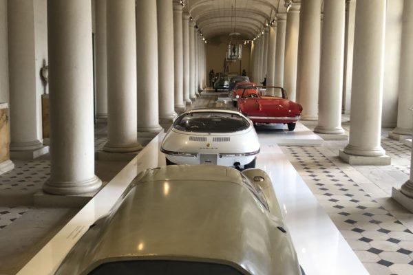 ALLESTIMENTO PALAIS DE COMPIEGNE_Concept Cars IMG_6371