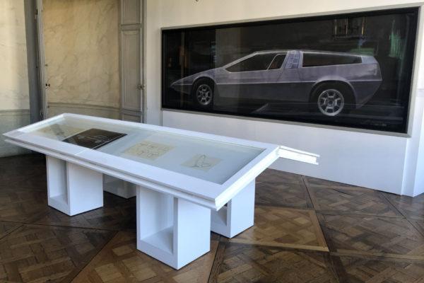 ALLESTIMENTO PALAIS DE COMPIEGNE_Concept Cars IMG_6412
