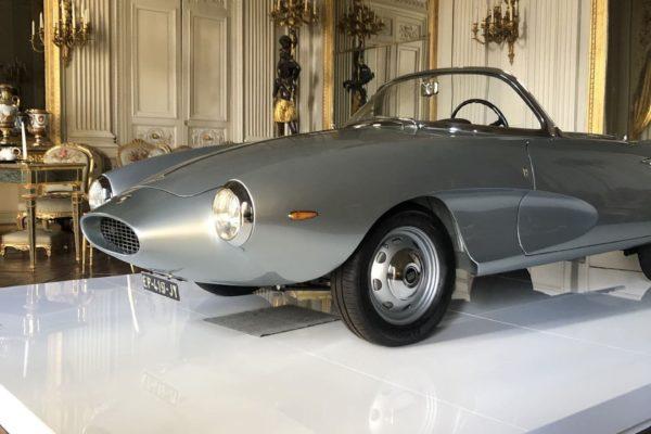 ALLESTIMENTO PALAIS DE COMPIEGNE_Concept Cars IMG_6424