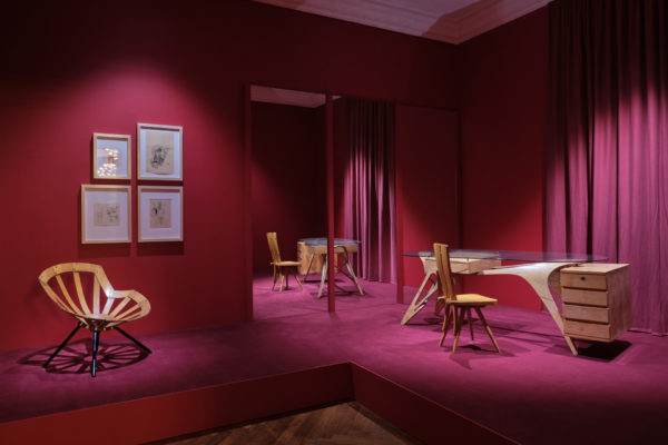 ALLESTIMENTO MOSTRA TOLONE Futurissimo - Design Parade - Luc Bertrand - 45