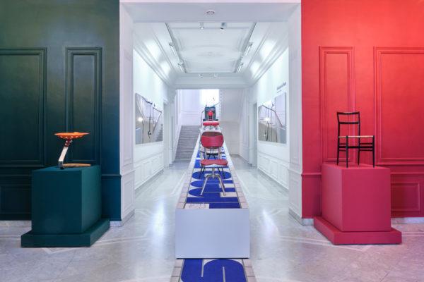 ALLESTIMENTO MOSTRA TOLONE Futurissimo - Design Parade - Luc Bertrand - 73