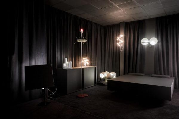 ALLESTIMENTO MOSTRA TOLONE Futurissimo - Design Parade - Luc Bertrand - 78